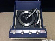 DECCA Deccalian Mk.4 レコードプレーヤー修理 大田区 A様 【修理後レコードプレーヤー部】