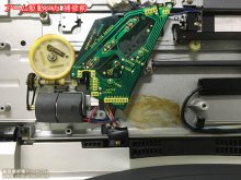 テクニクス SL-QL1 ターンテーブル修理 神奈川県 H様 【修理前の状態】